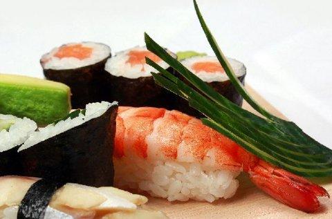 3-5 órás sushi készítő tanfolyam