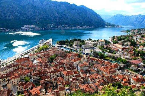 4 napos elő- és utószezoni pihenés Montenegróban