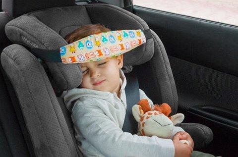 Bébiőr autós fejpánt gyereküléshez