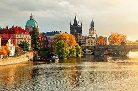 Hosszú hétvége Prágában és Cesky Krumlov-ban