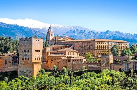 Andalúz nyár a csodás Granadában