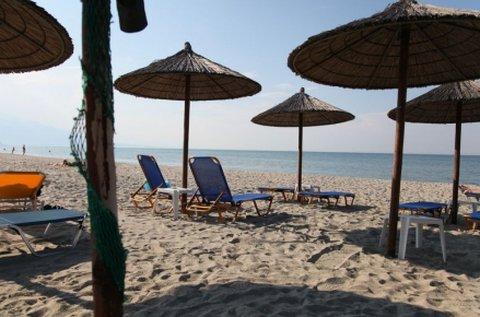 1 hetes görög nyaralás Olympic Beach-en busszal