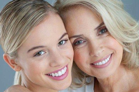 Anya-lánya páros arckezelő csomag mezoterápiával