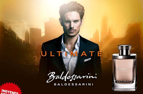 90 ml-es Baldessarini Ultimate EDT férfiaknak