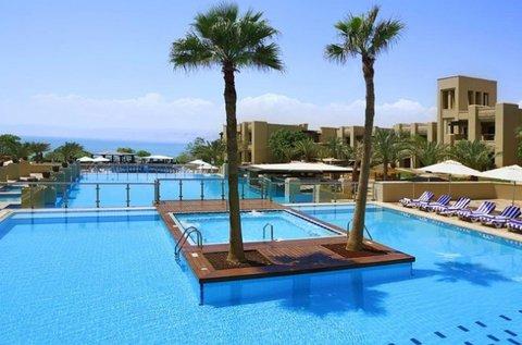 8 napos nyaralás a Holt-tenger partján repülővel