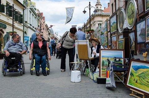 Buszos utazás a kaposvári Rippl-Rónai fesztiválra