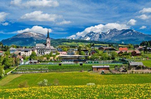 4 napos kalandozás az osztrák hegyekben