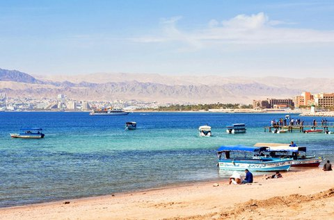 Vakációzz a Vörös-tenger partján, Jordániában!