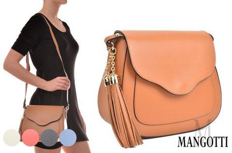Mangotti Dora bőrtáska 5 választható színben