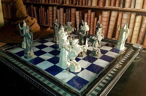 Harry Potter szabadulós szoba 7-8 fő részére