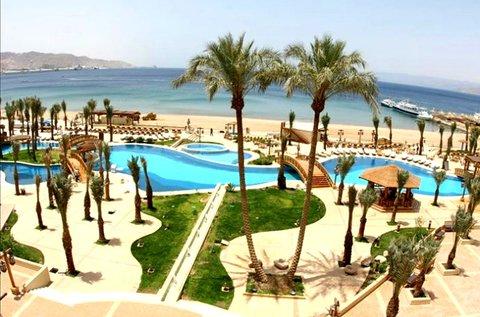 1 hetes fürdőzés a jordán tengerparton repülővel