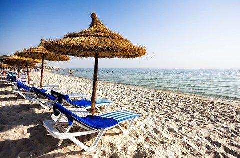 1 hetes all inclusive nyaralás Tunéziában