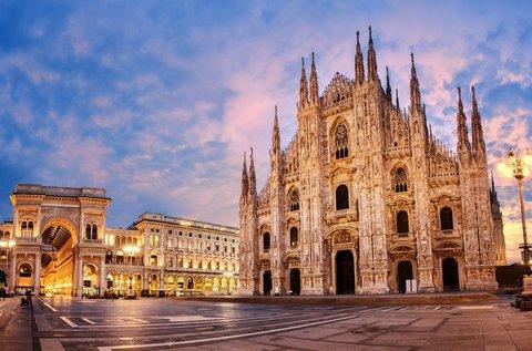 4 napos milánói városnézés repülővel