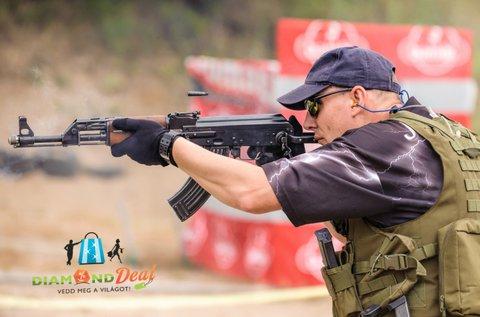 60 lövés akár 3 nagy kaliberű fegyverrel
