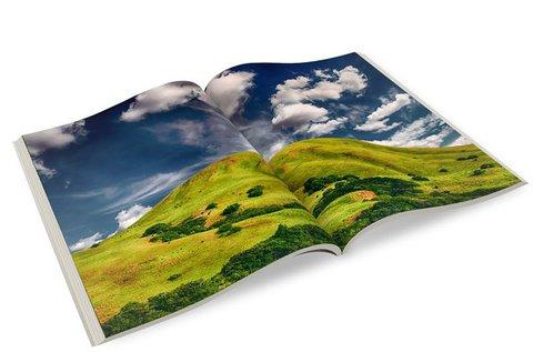 60 oldalas egyedi fotókönyv saját képekből
