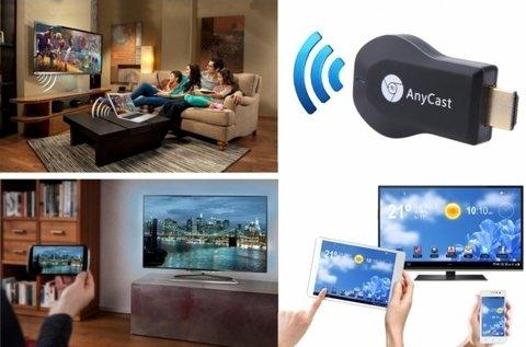 Wifi HDMI stick TV okosító