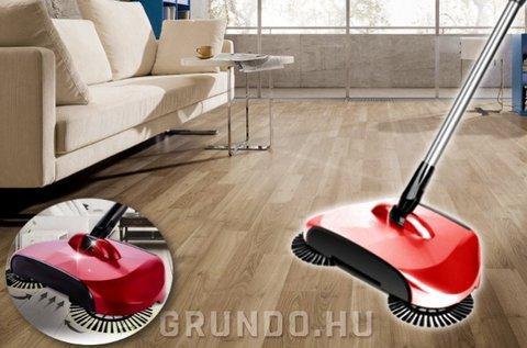 Sweeper 360 seprű portartállyal