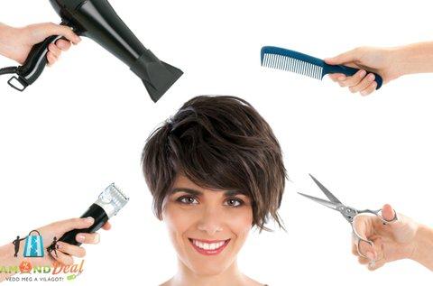 4 alkalmas hajszárítás bérlet minden hosszra