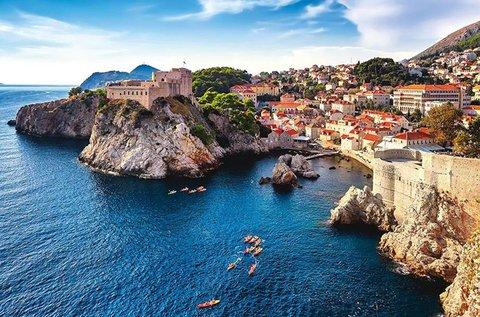 10 napos balkáni körutazás adriai strandolással
