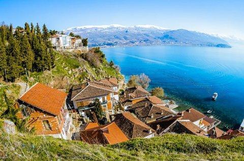 Buszos körút Albániában és Macedóniában
