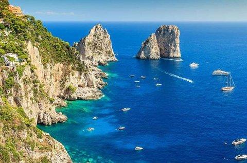 Októberi kalandozás a Nápolyi-öböl szigetvilágában