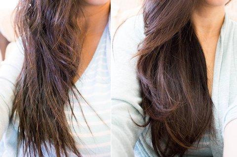 L'oréal steampod hajkezelés vágással