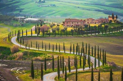 5 napos körutazás Umbria és Toszkána tájain