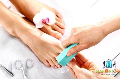 Yag lézeres körömgomba kezelés 1 körömre