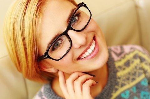 Vékonyított lencsés szemüveg készítés