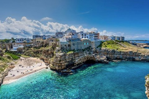 8 napos barangolás az olasz Puglia tájain