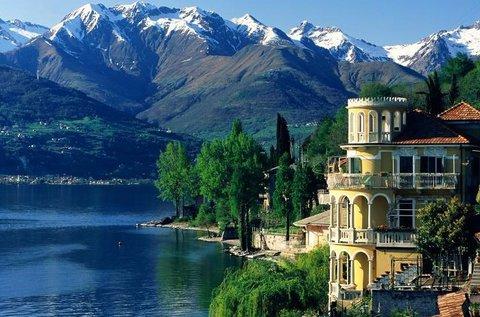 5 nap az olasz Garda-tó és Comói-tó partvidékén