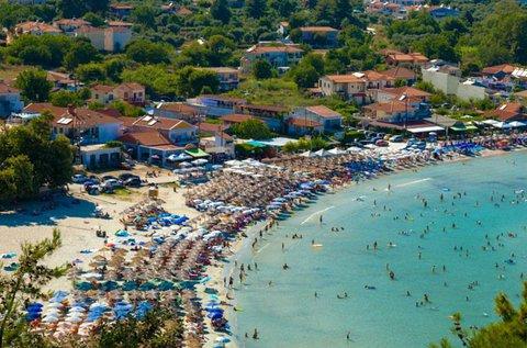 Páros vakáció a görög tengerparton