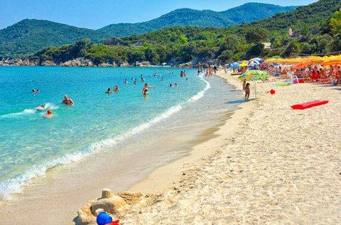 10 napos tengerparti felfrissülés Görögországban
