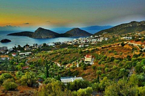 Görögországi álomnyaralás buszos utazással