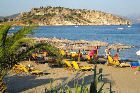 2 hetes nyári feltöltődés Görögországban, busszal