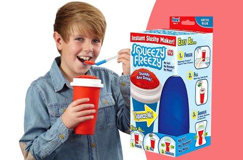 Squeezy Freezy jégkása készítő pohár