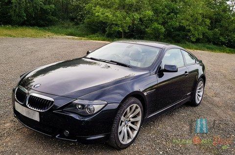 3 körös BMW 630i élményvezetés