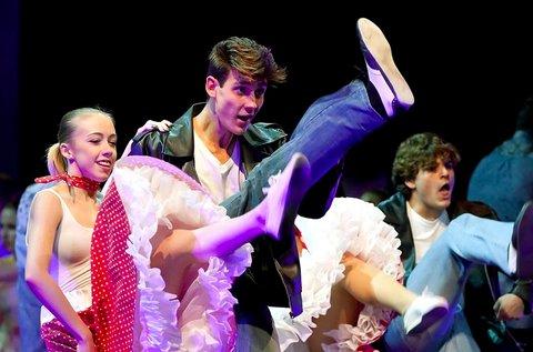 Belépő a BudaSwinginPest című táncelőadásra