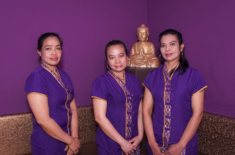 Tradicionális thai masszázs 60 percben