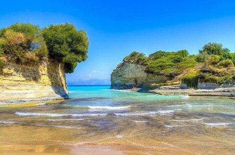 8 napos vakáció Korfu smaragdzöld szigetén