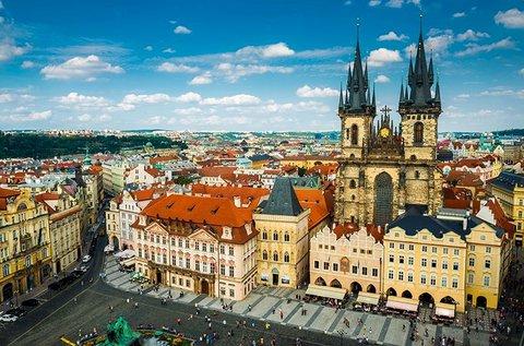 3 napos élménydús pihenés a száztornyú Prágában