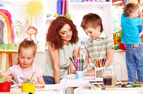 Jobb agyféltekés rajztábor gyerekeknek, felnőtteknek