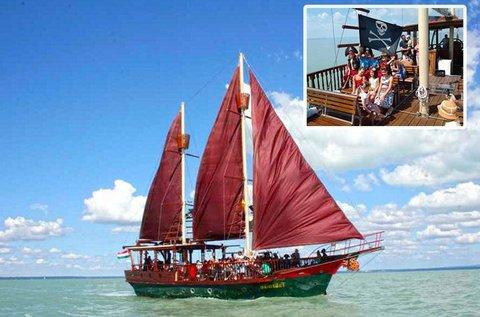 Balatoni hajós programok gyerekeknek, felnőtteknek