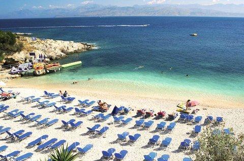 Mediterrán vakáció Korfun, buszos utazással