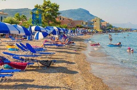 8 napos vakáció Korfu szigetén repülővel