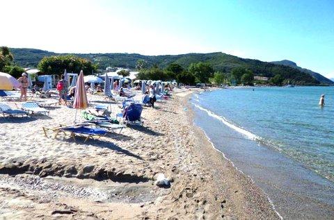 8 napos napfürdő Korfu tengerpartján repülővel