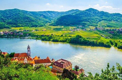 Hagyományőrző fesztivál az osztrák Wachau-ban