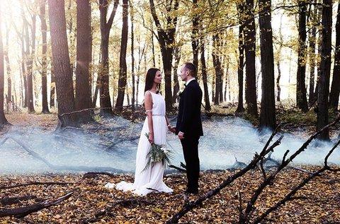 Kreatív esküvői fotózás alapcsomag