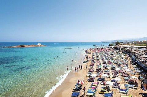 8 nap all inclusive vakáció Krétán repülővel