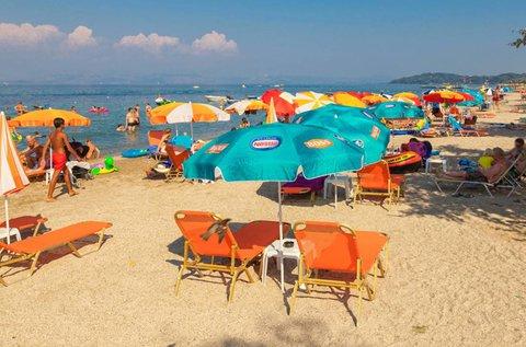 1 hetes nyaralás Korfu tengerpartján repülővel